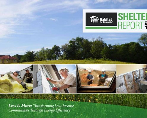 2015 Shelter Report