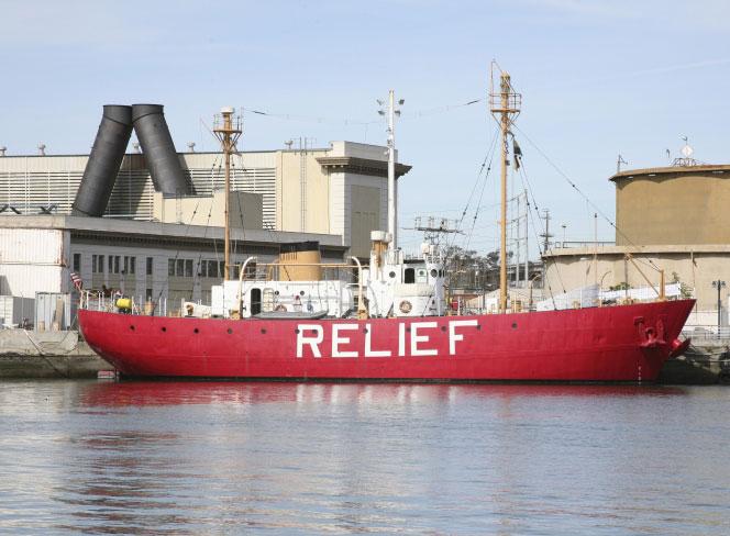 Relief Ship